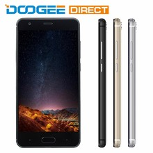 "2017 Nouveau DOOGEE X20 Double Caméras 5.0MP + 5.0MP 2 GB RAM 16 GB ROM Android 7.0 2580 mAh 5.0 ""HD MTK6580A Quad Core Smartphone"