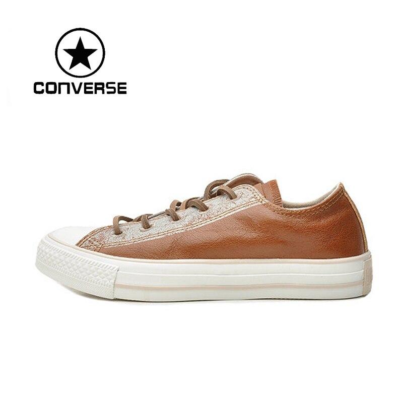 Prix pour D'origine Converse Hommes Planche À Roulettes de Chaussures de Toile Sneakers