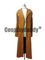 ¿ Quién es el doctor Dr. Brown largo Trencas abrigo traje versión de lana