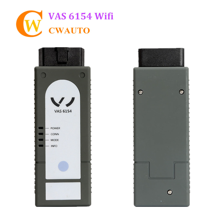 2018 New WIFI VAS6154 ODIS 4.23 VAS 6154 with Multi languages VAG Diagnostic Tool Same Function As VAS5054A hot new xtuner e3 easydiag wireless obdii full diagnostic tool with special function pefect replacement for vpecker easydiag
