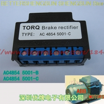 Gratis Pengiriman Motor/AC48545001-C/AC 4854 5001-C Brake Rectifier