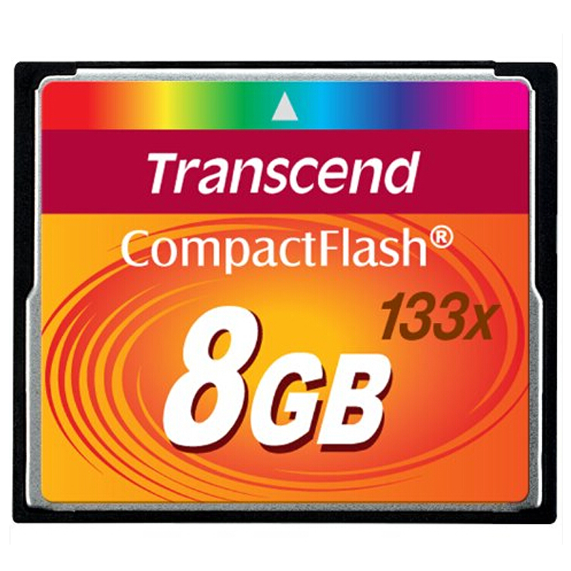 Transcend Real Capacity Transcend Memory Card 32GB 16GB 8GB Professional CF Card 133x Compact Flash For