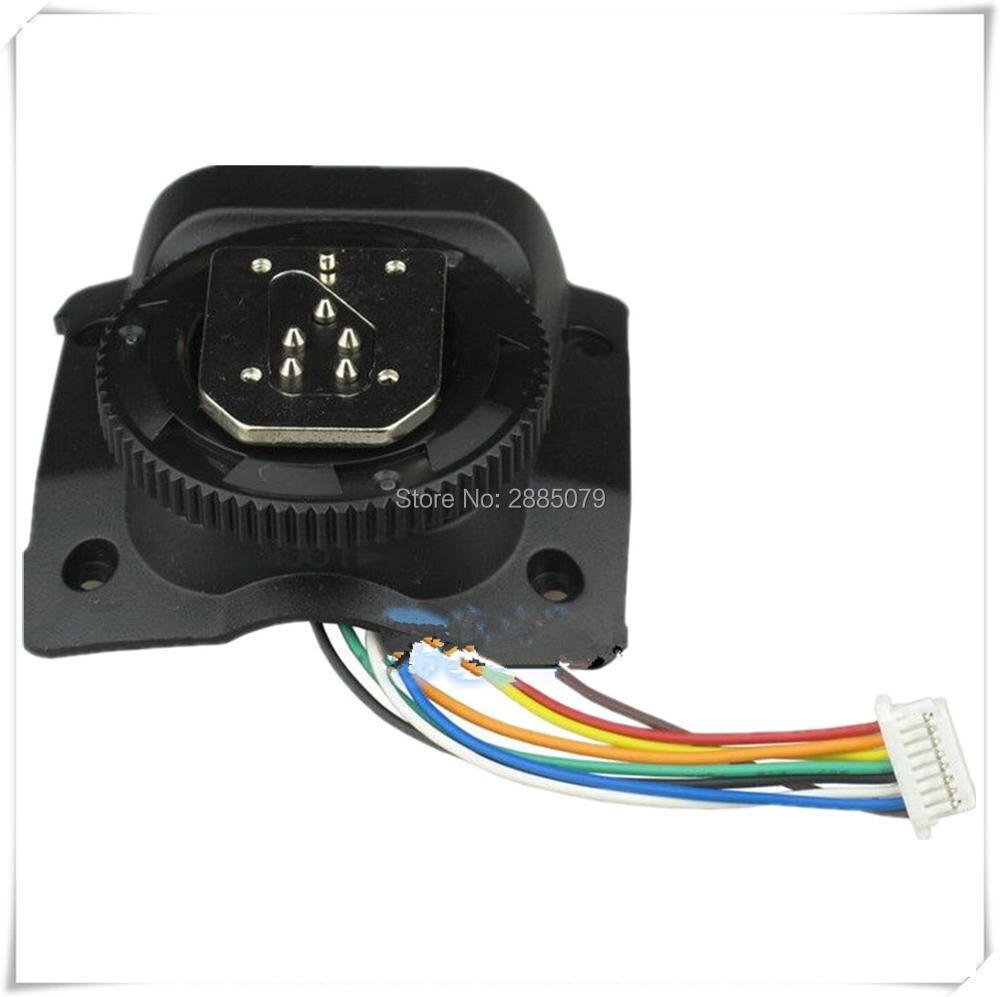 Original New For Yongnuo Flash Metal Hot Shoe Adapter YN500EX YN-500 For Canon Version Speedlite Repair