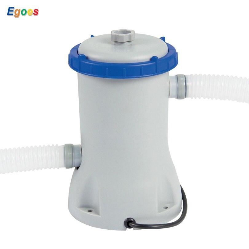 Egos BESTWAY FLOWCLEAR Piscine Filtre Spécial Pompe Fish Tank Pompe À Eau 58383