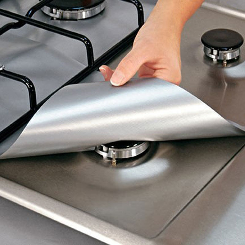 Protectors Burner-Cover Specialty-Tools Gas-Stove Trivets Fire-Injuries-Protection Kitchen