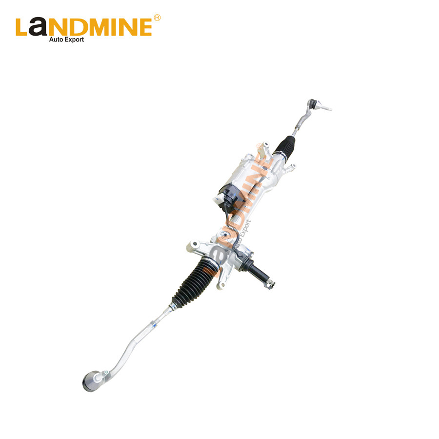 Free Shipping Rack Pinion Power Steering Gear LHD Power