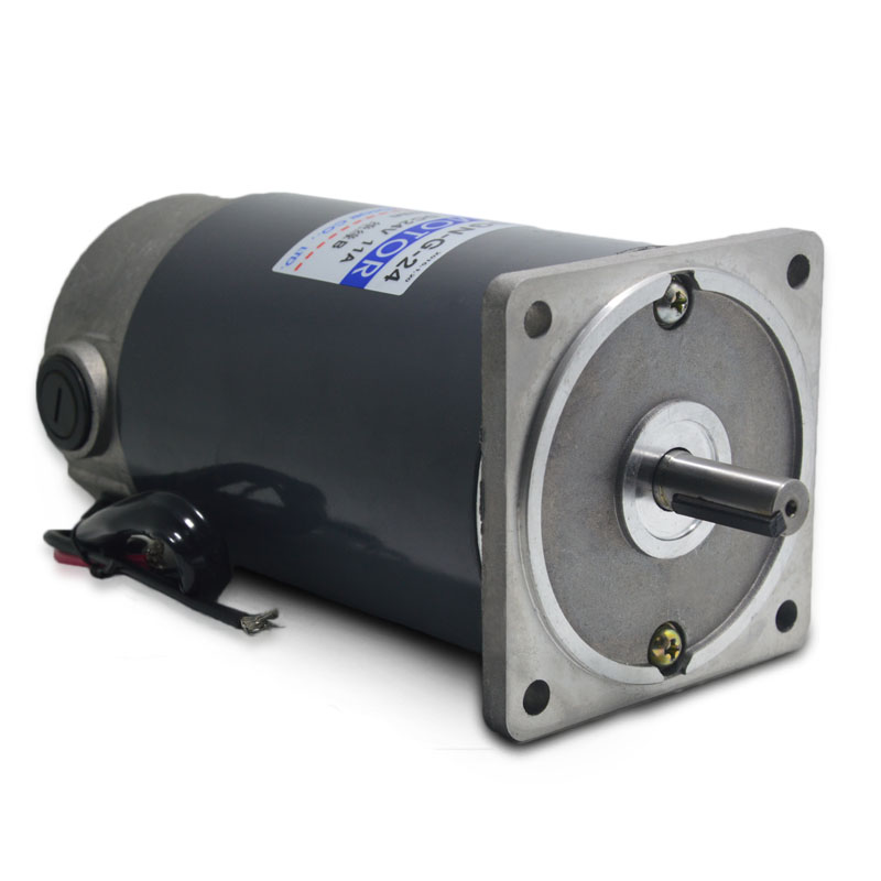 5D150GN-G-24 DC motor speed control motor forward and reverse speed 1800 rpm and high torque reversible motor 24V / 150W