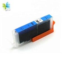 Winnerjet 5 Sets 6 Colors Compatible PGI-780 XXL CLI-781XXL Ink Cartridges for Canon PIXMA TS9170 TS8170 Printers