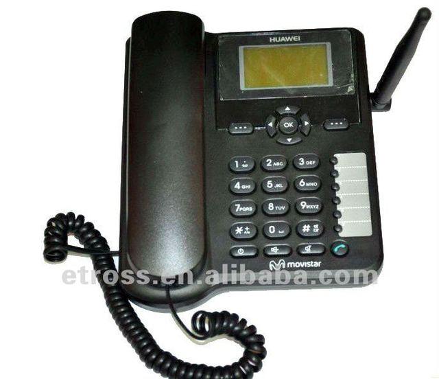 27 25 Huawei Ets 6630 Gsm 3g Wcdma Fixe Telephone De Bureau Sans Fil Avec Fente Pour Carte Sim Dans Terminaux Fixes Sans Fil De Telephones
