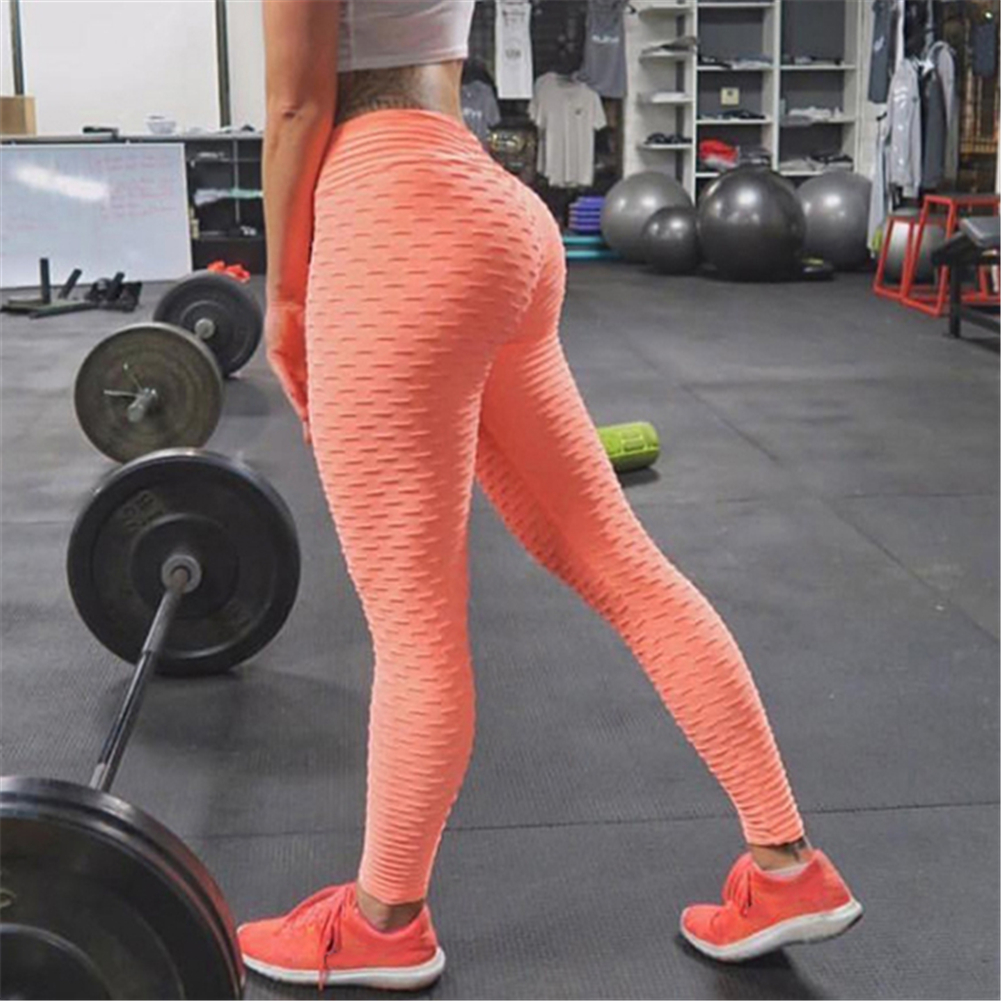 Sport Womens Compression Fitness Leggings Running Gym