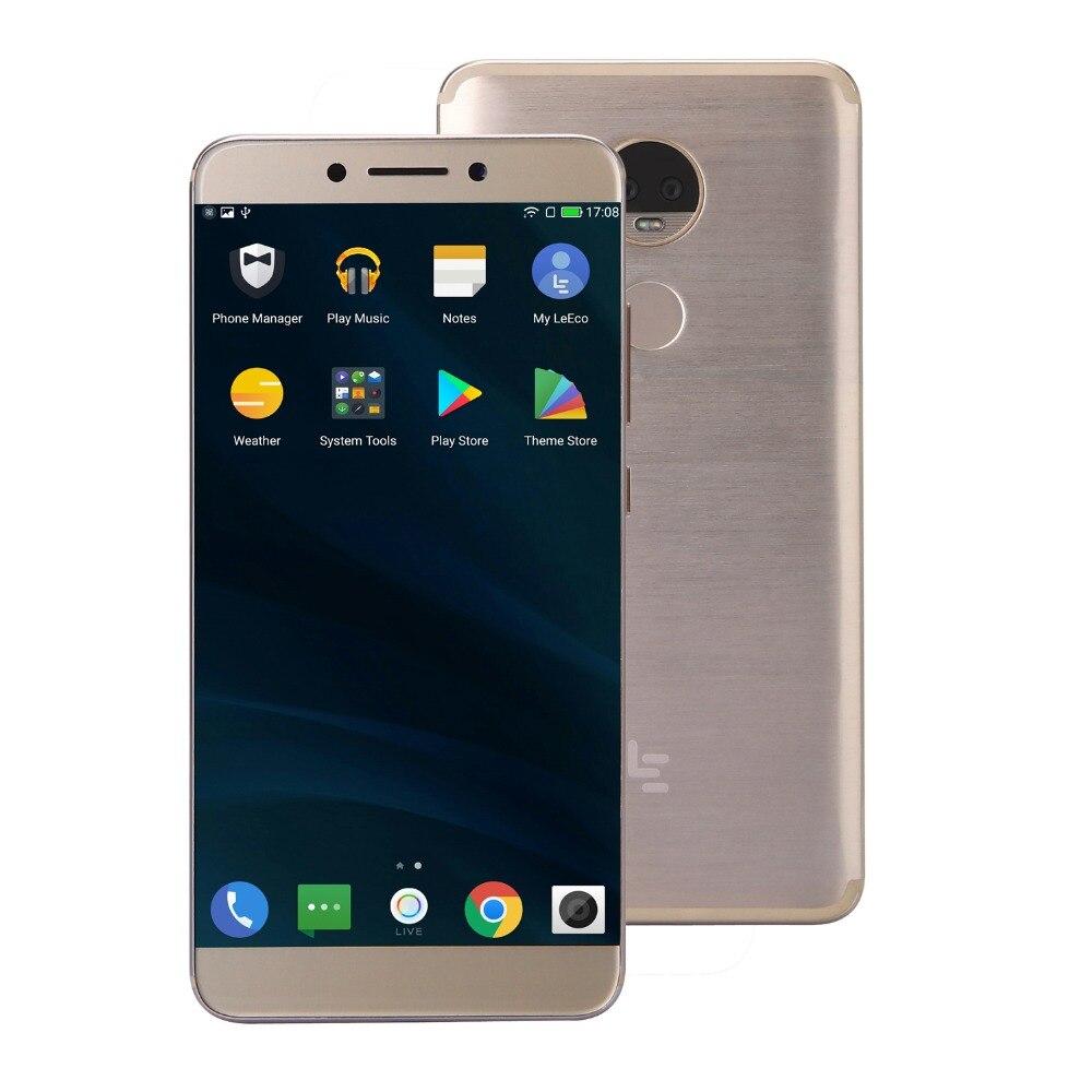 Originale LeEco Letv S3 X522 Le2 X526 X520 3 GB di RAM 32 GB/64 GB Snapdragon 652 Smartphone 5.5 pollici Octa Core 3000 mAh 4G Del Telefono Mobile - 2