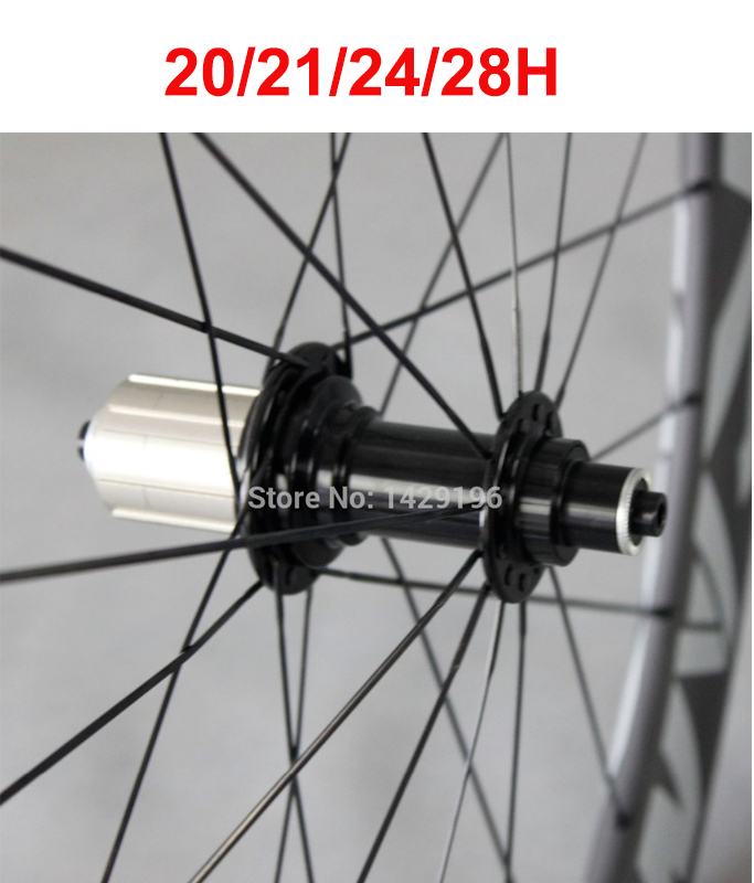 CSC Powerway straight pull R36 Road//race Bike carbon Hubs18//21 16//20 20//24 holes