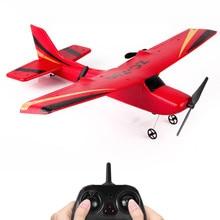 2019 zlrc Z50ジャイロrtfリモートコントロール飛行機グライダー350ミリメートル翼幅eppマイクロ屋内rc飛行機ボーイズ飛行機