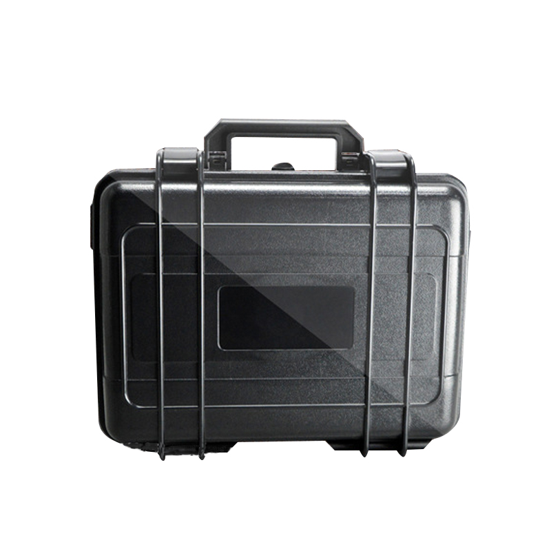 SQ2518 internal 250*180*86mm high impact ABS tool case with pick pluck foam sq2620 high impact pp simple plastic tool case with pick pluck foam inside