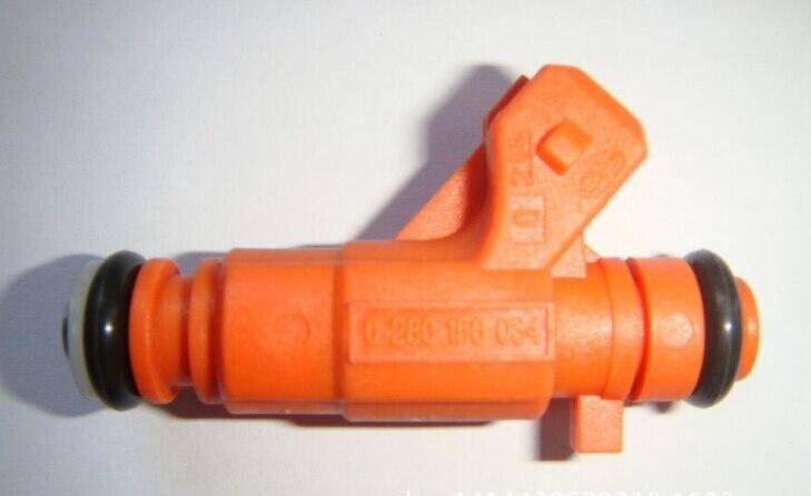 4PCS Fuel Injector For Citroen Peugeot 0280156034 447180 9638220380 1984E9 96382203 new fuel injector 0432191629 3928384 fit for c8 3l 6ct 6cta