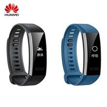 2017 Huawei Sport Bande GPS Smart Bracelet Sommeil Moniteur de Fréquence Cardiaque Fitness Tracker 50 m De Bain Étanche Bluetooth OLED Smartwatch