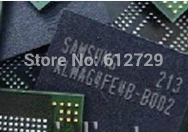 NAND de Memória Flash EMMC para Samsung T889