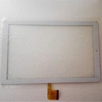 Myslc dla 10.1 Cal DH-10153A4-PG-FPC431 ZS DH-10153A4-PG-FPC431 ekran dotykowy Digitizer czujnik Tablet PC wymiana panelu przedniego