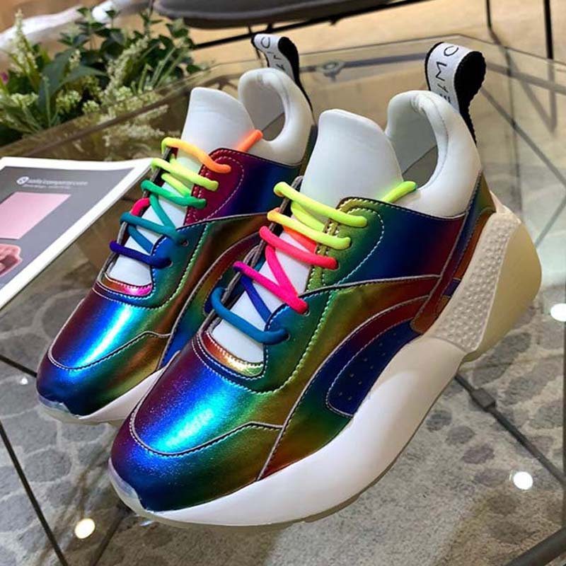 Msfair 2019 Women Running Shoes For Ladies Sneakers Athletic Walking Girl Sport Shoes Female Brand Luxury Casual Shoes