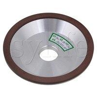 150# Grit Diamond Resin Cup Bowl Shape Grinding Wheel Grinder Cutter 150mm OD
