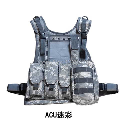 Free Shipping Tactical Vest waistcoat Outdoor Products Airsoft Vest Security Uniform Novelty Accessories