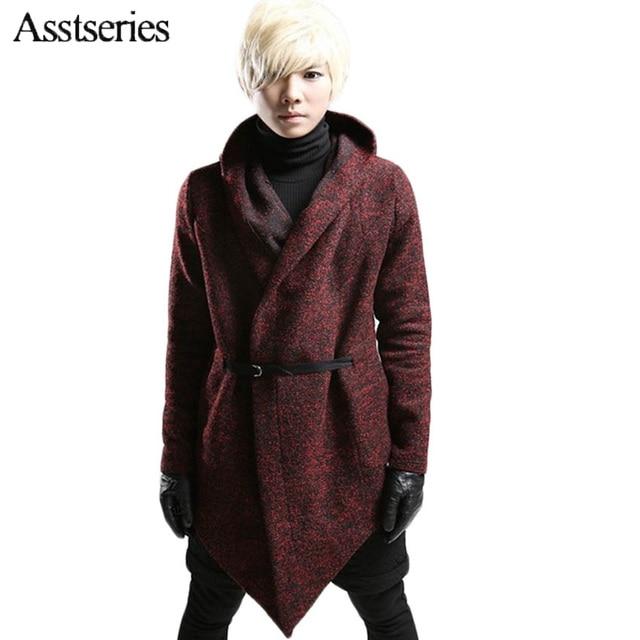 lange jas heren zwart 1e845db270