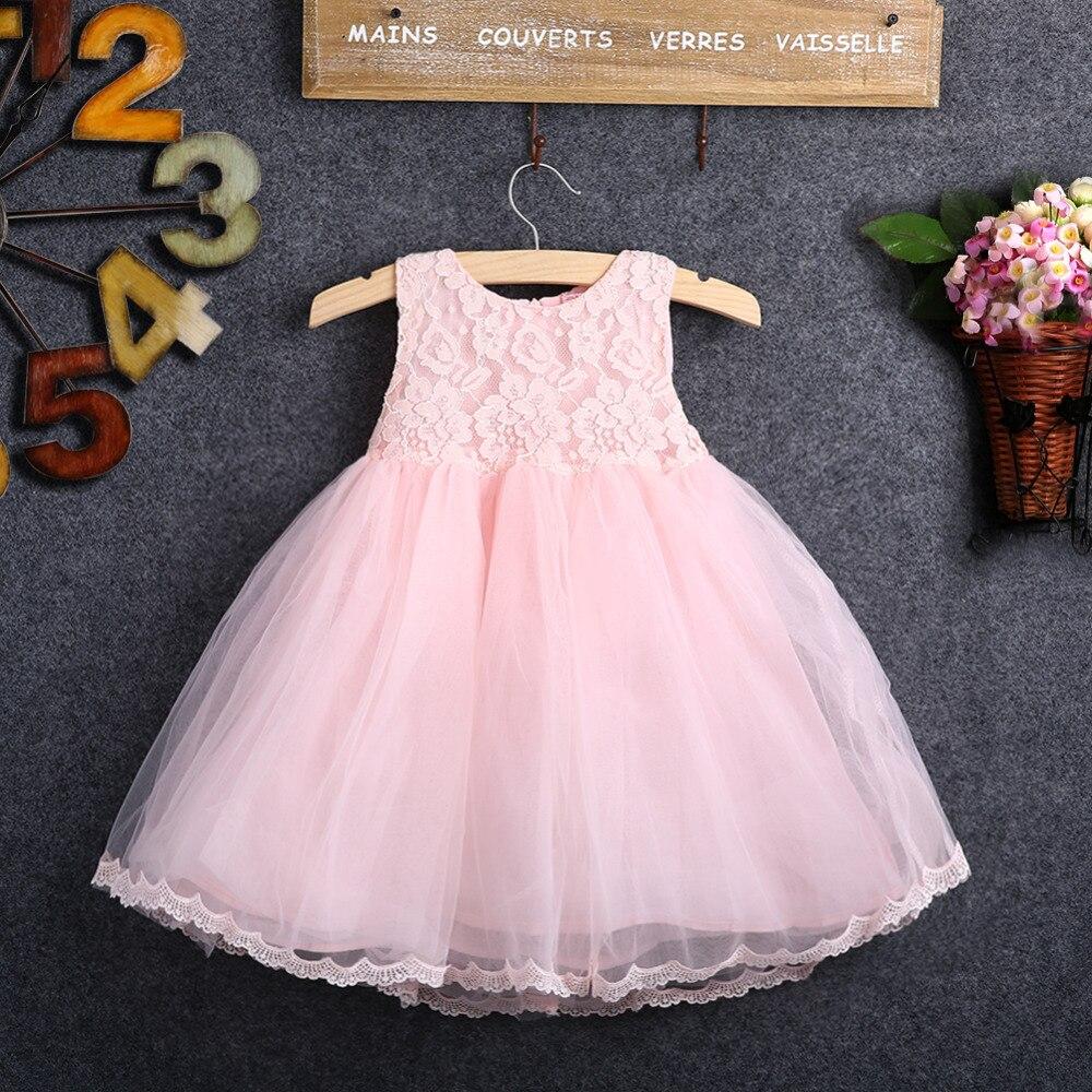 5ae6790ac745a Bébé Fille Enfants Princesse Party Tutu Arc Floral Pétale Dentelle Tulle  Formelle Robe 2-7Y