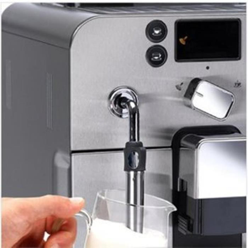220V Automatic Italian Coffee Machine 1.2L Business/Home Coffee Machine Intelligent Stainless Steel Italian Coffee Machine coffee purifying tablets tablets for a coffee machine automatic coffee machine cleaning coffee machine 9pcs pack