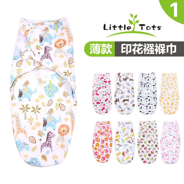 Puro algodão Cobertores Recém-nascidos Swaddle Envoltório para Recém-nascidos Do Bebê Carrinho De Criança Cama Infantil Macio