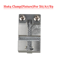 Factory Price(1 piece) Benz HU64 Clamp for Automatic X6 \/V8 key cutting machine