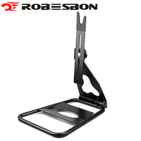 ROBESBON Mountain Bike Repair Stand Bicycle Rack Foldable Support Velo Soporte Bicicleta Aluminum Alloy Bisiklet Aksesuar