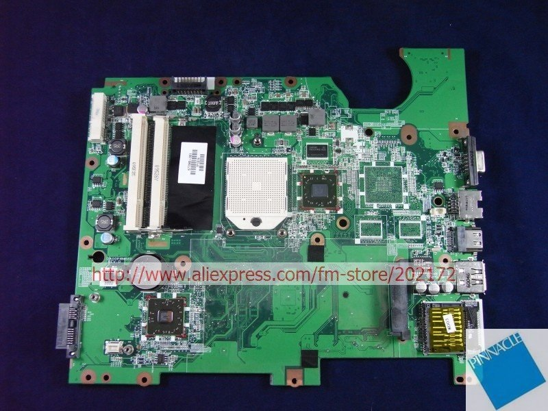 577065 001 577064 001 Motherboard for HP G61 Compaq Presario CQ61 SOCKET S1G3 CPU DAOOP8MB6D1tested