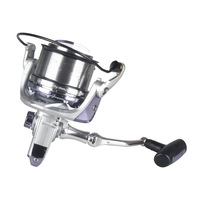 WOEN factory Outlet KCN12000 Spinning wheel reel 12+1BB Metal wire cup Sea fishing Fishing reel All metal rocker