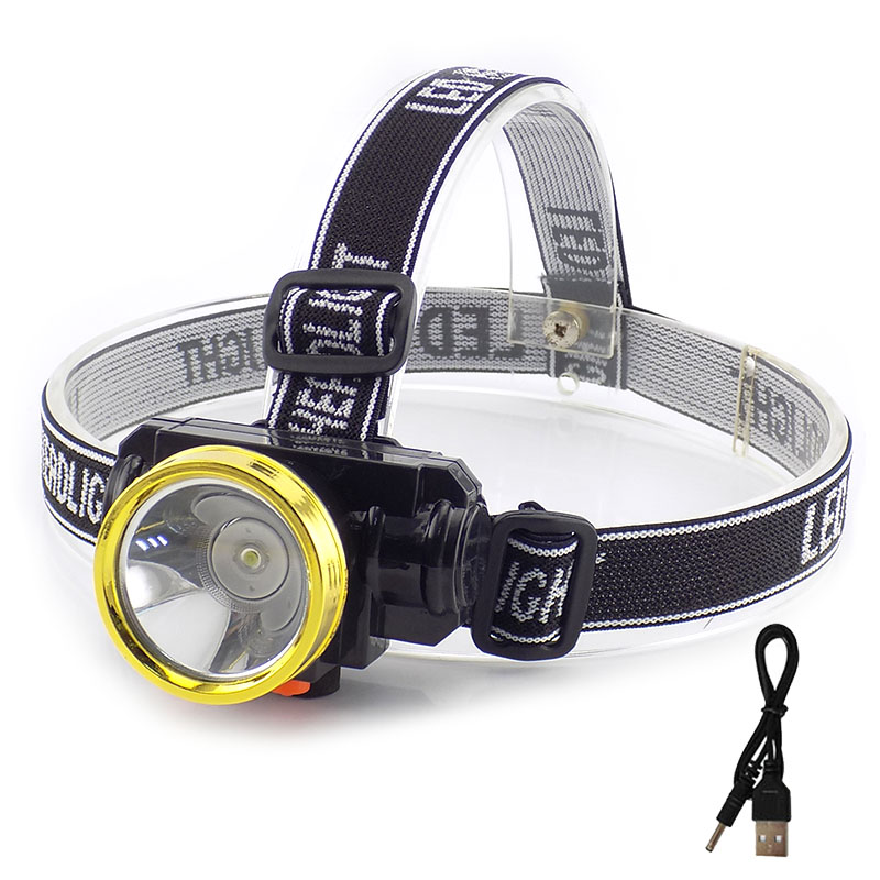 Rechargeable Led Headlamp Flashlight Headlight Small Head Lamp Torch Lights linterna frontal for Fishing Camping Cycling Hunting high quality 2 mode power 5w led headlight 48000lx outdoor fishing headlamp rechargeable hunting cap light