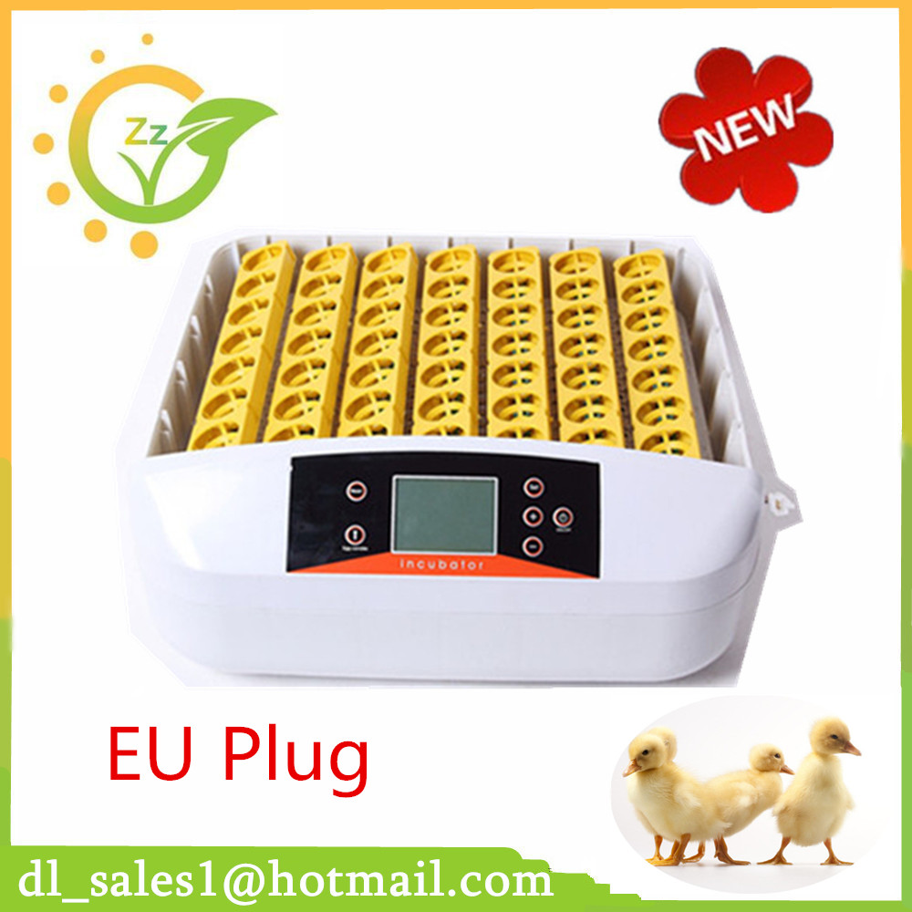 Hot Sale Mini 56 Egg Incubators Machine Automatic Egg Turning for Chicken Duck top sale household farm egg incubators 24 egg incubators for led display turner for sale