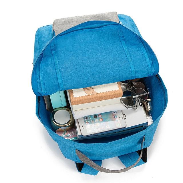 Men Travel Bags WaterProof Nylon Folding laptop Bag Large Capacity Bag luggage Travel Bags Portable women Handbags 3