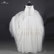 yiaibridal RSW1222 Real Pictures A Line Wedding Dresses
