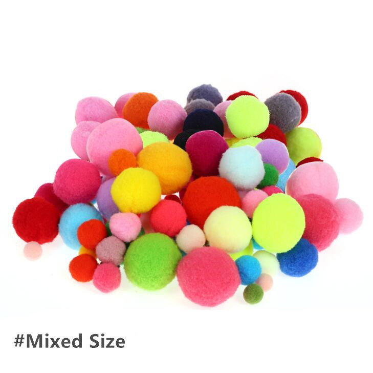 mixed size