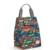 Aosbos adulto homens mulheres crianças portátil almoço térmica sacos mulheres bolsa sacolas de armazenamento de alimentos almoço saco do refrigerador do piquenique à prova d' água