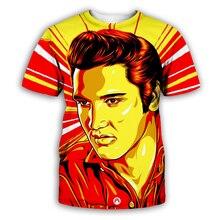 PLstar Cosmos Elvis Presley 3D Print Hoodie/Sweatshirt/Jacket/shirts Men Women Tees hip hop apparel RFX-01
