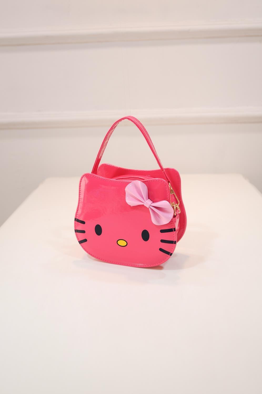 8ad4ab5ea541 Cute Hot Cartoon Children Bag Hello Kitty Handbag Kids Tote Girls ...