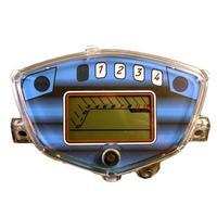 For Yamaha SiriusMotorcycle Digital Speedometer LCD Gauge Speedometer Tachometer Odometer Instrument Adjustable zk30