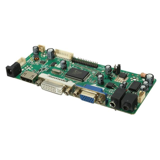 M.NT68676.2A HD Universal LCD Driver Board HDMI VGA DVI With Audio Free Shipping
