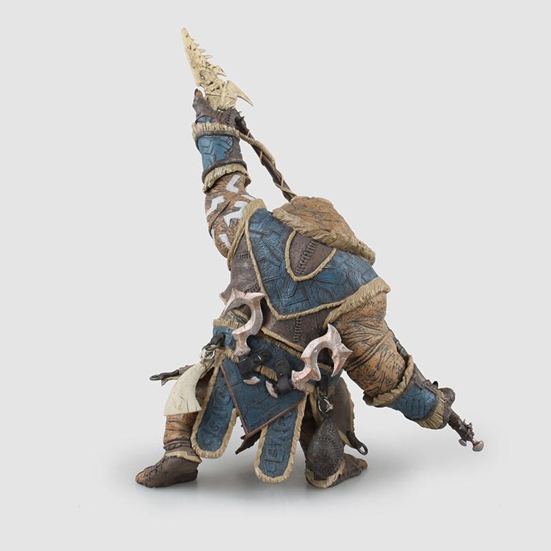 WOW World of Warcraft Series 4 Gangris Tavru Akua PVC Action Figure New In Box