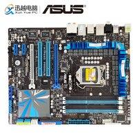 Asus P7P55D Премиум рабочего Материнская плата P55 LGA 1156 i5 i7 DDR3 16 г SATA2 2 * SATA 6 ГБ/сек. USB2.0 ATX