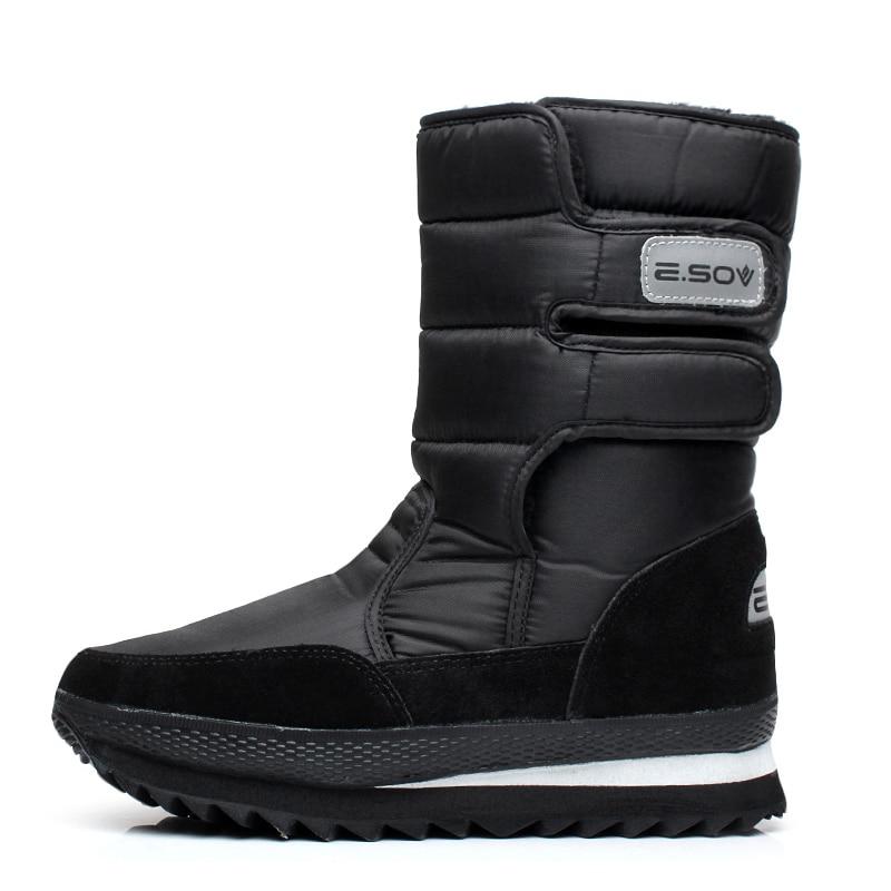 Warm Slip On Shoes Men
