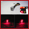 New Led Light Universal Digital shift Gear Indicator Motorcycle Gear Level Indicator N-6 Display