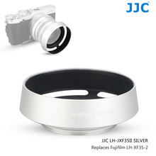 JJC Metal Camera Lens Hood Screw for Fujifilm XF 35mm f/2 R WR Lens On X T4 X T200 X A7 Xpro3 Xpro2 Replaces Fujifilm LH XF35 2