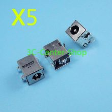 5 PCS New Laptop dc power jack Connector For HP NC6000 NC6220 NC6230 NX6230 NC6230 NX5000Tracking Number