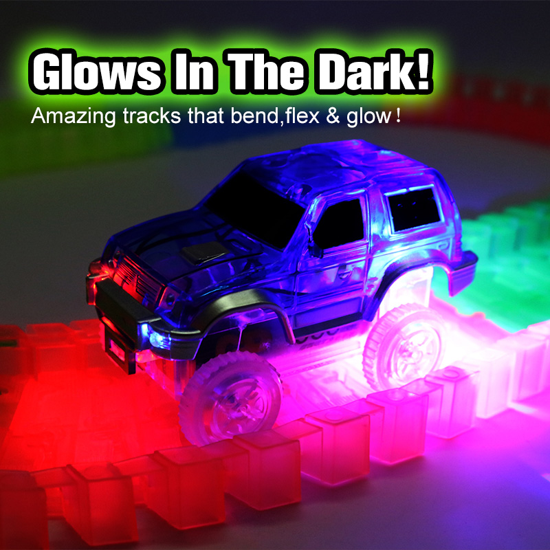 LED-Light-up-Cars-for-Tracks-Electronics-Car-Toys-With-Flashing-Lights-Fancy-DIY-Toy-Cars-For-Kid-Tracks-parts-Car-for-Children-1